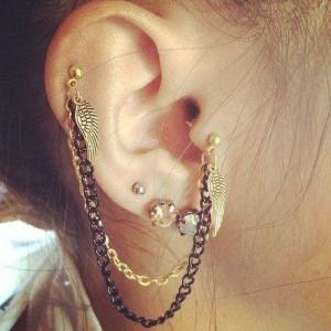 tragus-piercings