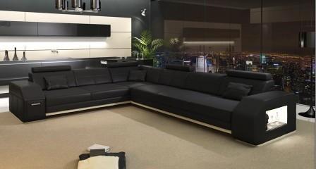 astuces et infos pour bien choisir son canap en cuir. Black Bedroom Furniture Sets. Home Design Ideas